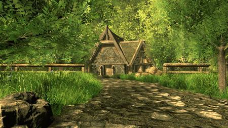 Super maison des bois